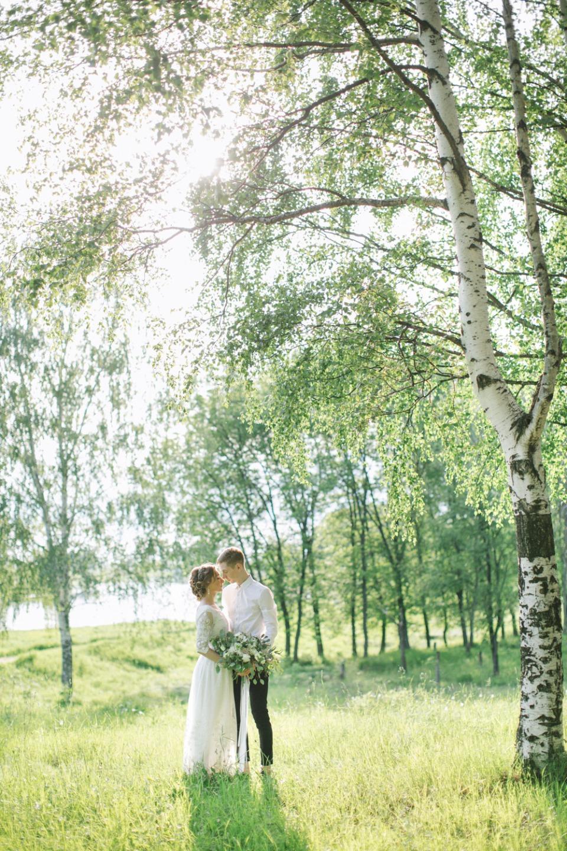 Березовый свет: love-story Тамары и Дмитрия