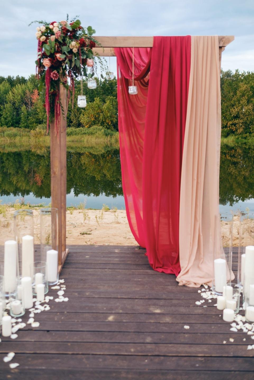 Вкусно и по-домашнему: свадьба Дарьи и Дмитрия