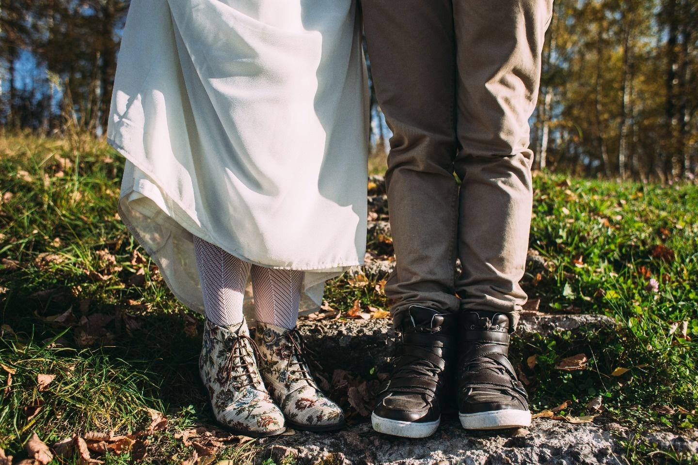 Мир только для двоих: свадьба Евгения и Оксаны