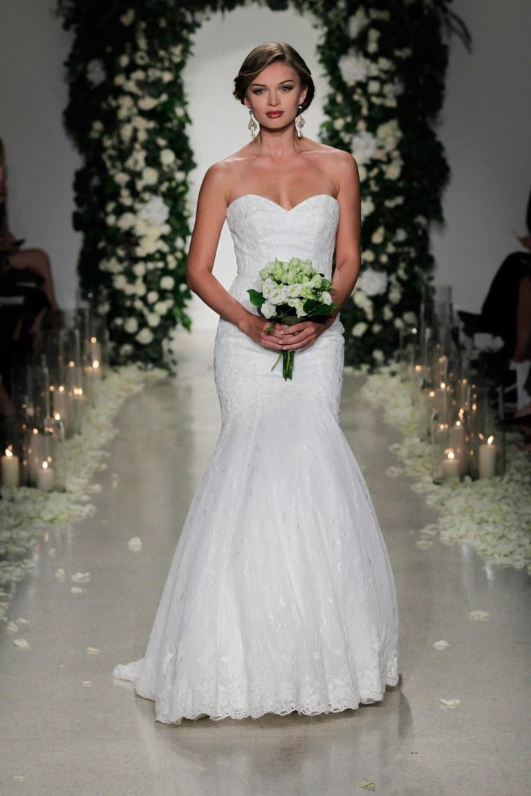 Коллекция свадебных платьев Anne Barge осень 2016