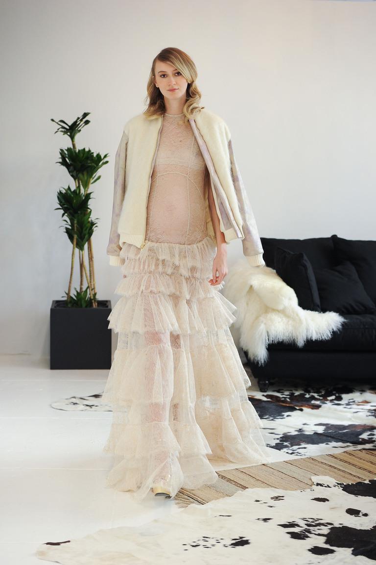 Коллекция свадебных платьев Houghton осень 2016
