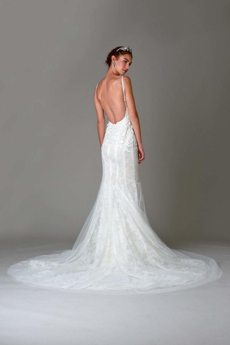 Коллекция свадебных платьев Marchesa осень 2016