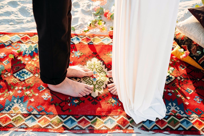 Марокканское настроение: love-story Иры и Жени