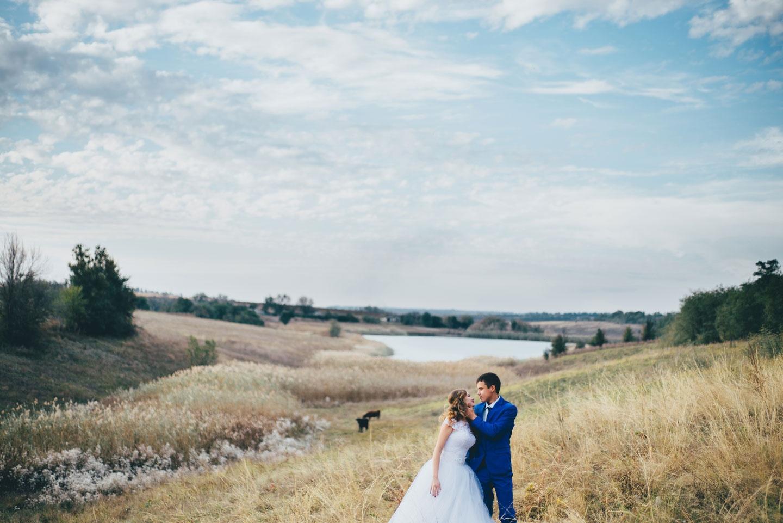 Счастье рядом: свадьба Юлии и Руслана