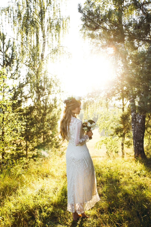 Silent forest: стилизованная фотосессия