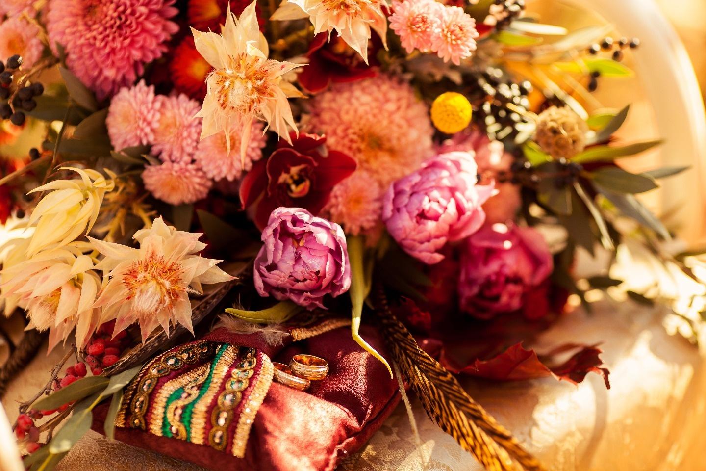 Осенний бохо: стилизованная фотосессия