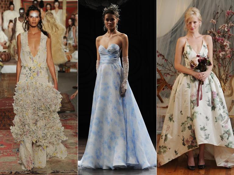 Модели от Houghton; Naeem Khan; Elizabeth Fillmore