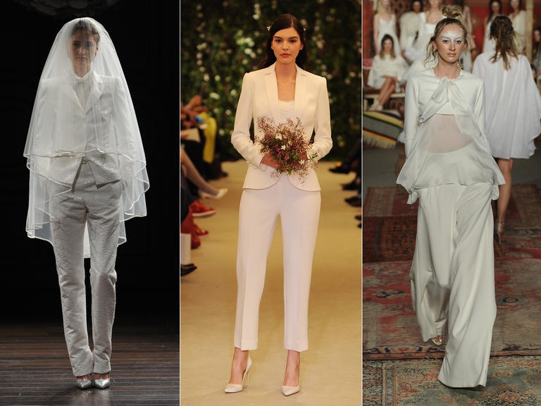 Модели от Naeem Khan; Carolina Herrera; Houghton