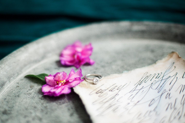 Будь моей мечтой: стилизованная фотосессия утра невесты