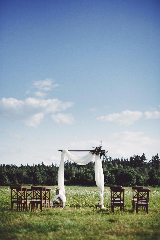 Летняя сказка: свадьба Игоря и Марии