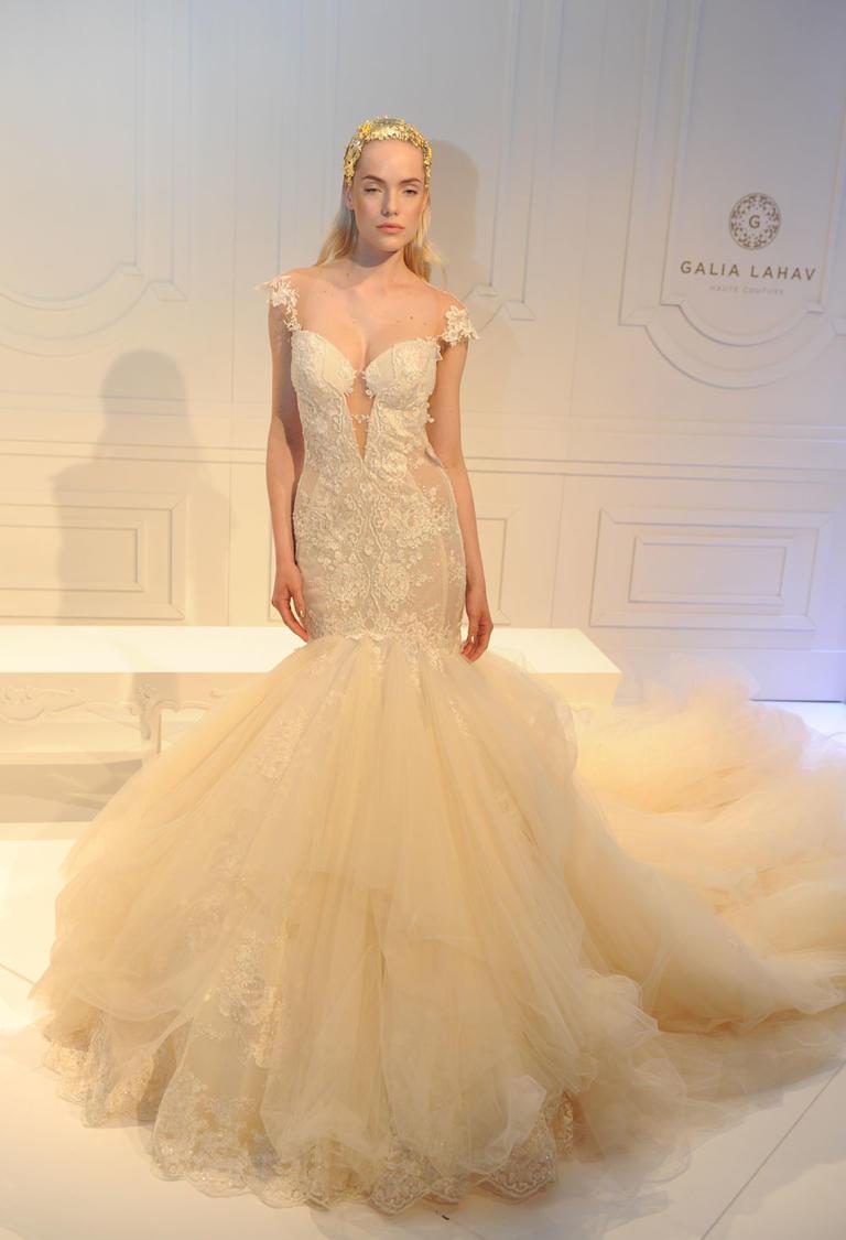 Коллекция свадебных платьев Galia Lahav весна/лето 2017