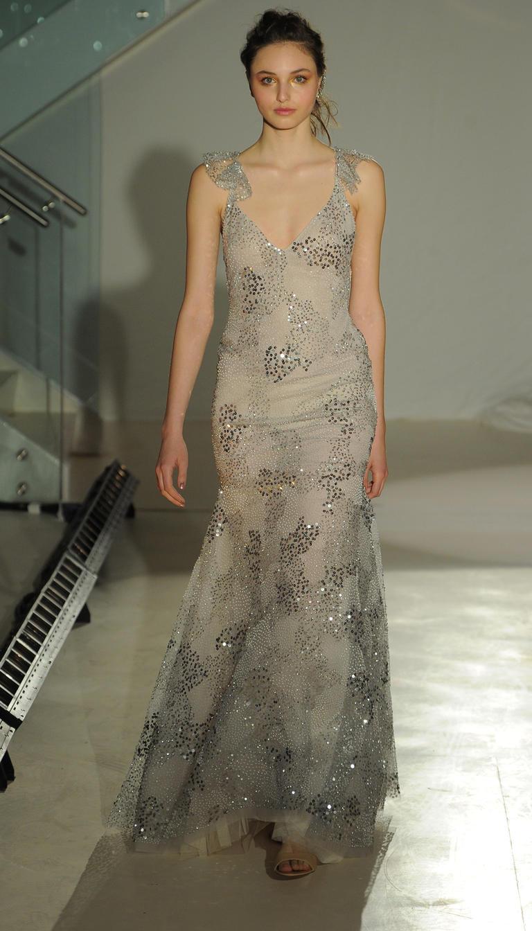 Коллекция свадебных платьев Hayley Paige весна 2017