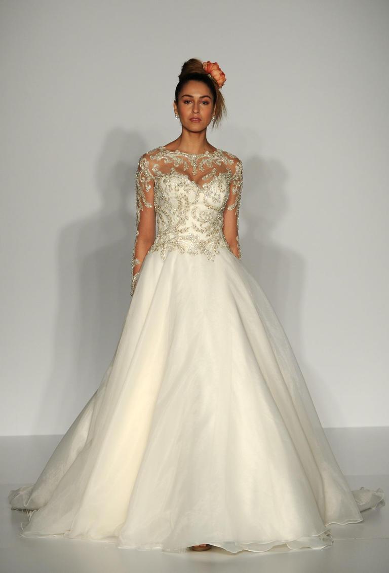 Коллекция свадебных платьев Maggie Sottero осень 2016