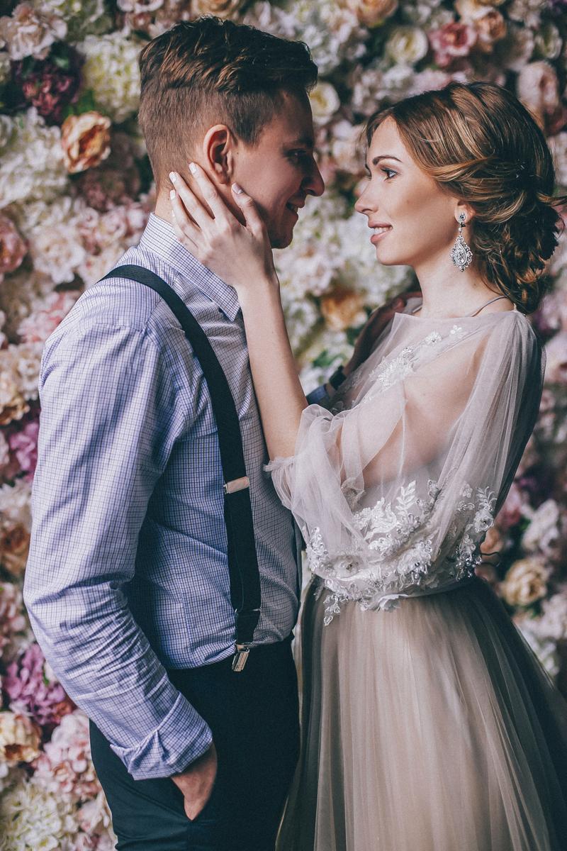 Love me tender: love-story Андрея и Томы