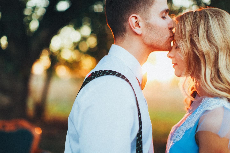 Лучи закатного солнца: love-story Саши и Кати