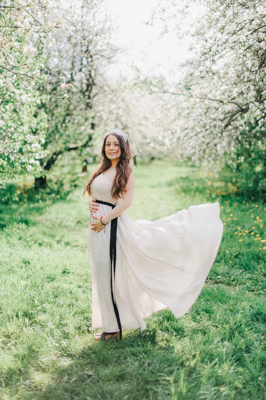 Цветущая весна: love-story Максима и Насти