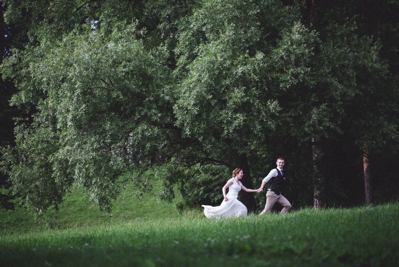Романтика походов: свадьба Николая и Екатерины