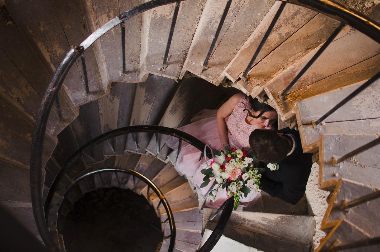 Вдали от суеты: стилизованная фотосессия Павла и Анастасии