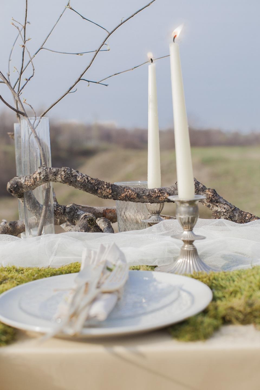 Весенний ветерок: стилизованная фотосессия