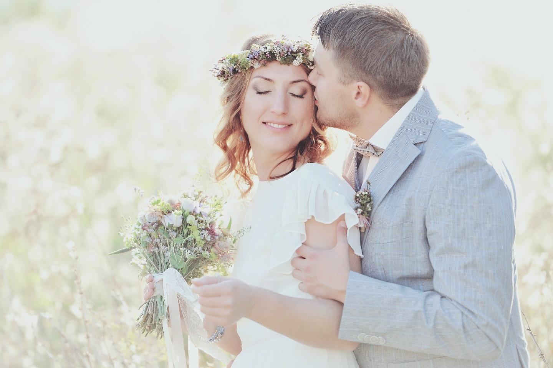 Под ночными звездами: свадьба Равиля и Дарьи
