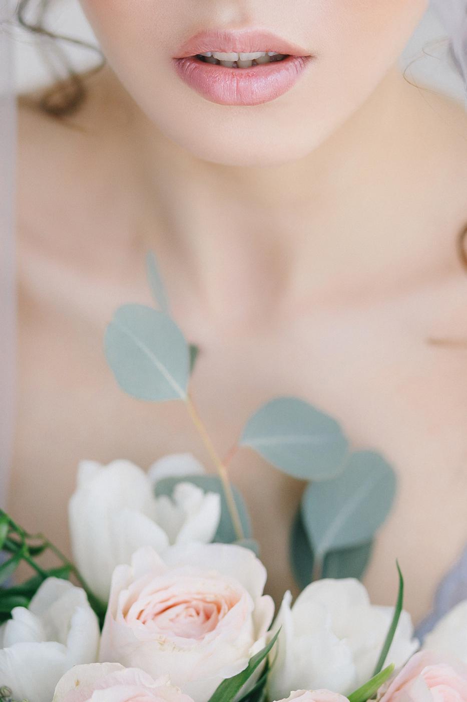 Цвет сирени: стилизованная фотосессия
