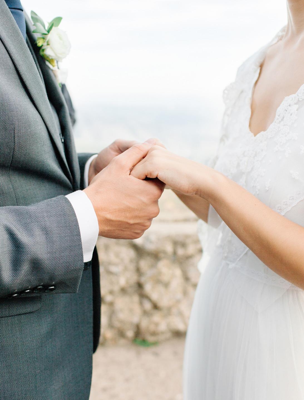 Среди облаков: свадьба Тамары и Алекса