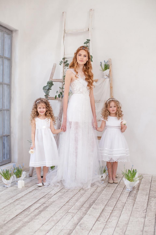 Touch of spring: стилизованная фотосессия утра невесты