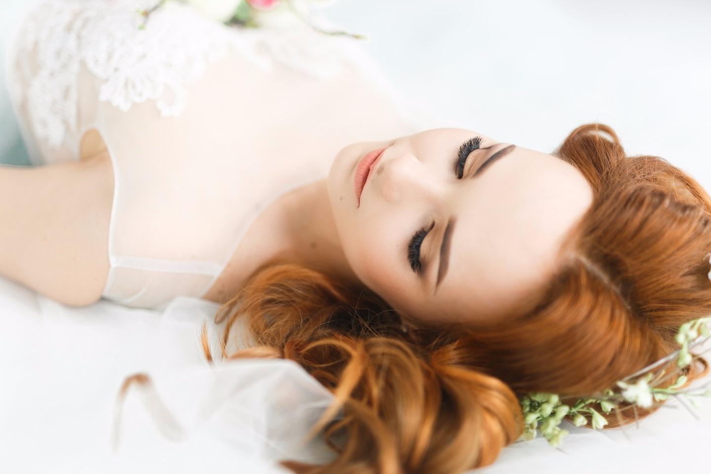 Весеннее пробуждение: стилизованная фотосессия