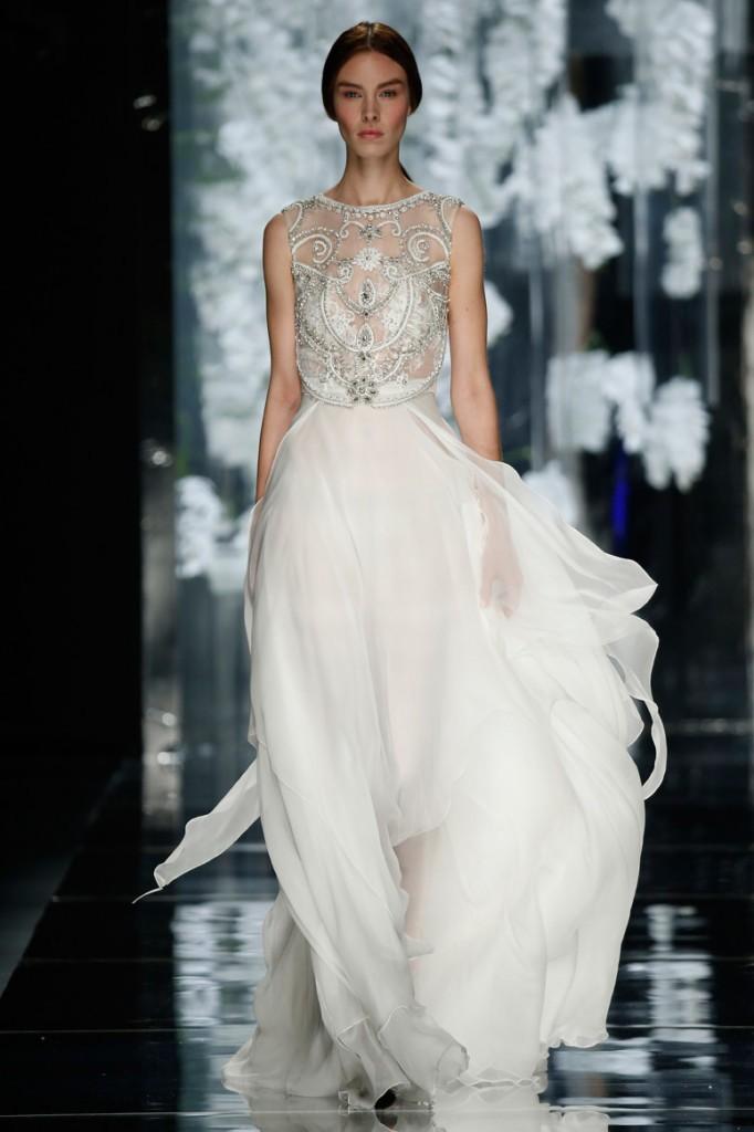 Коллекция свадебных платьев Yolan Cris 2016