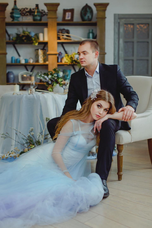 Путешествие в весну: стилизованная фотосессия Павла и Катерины