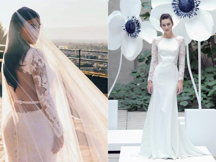 Фотографы: Kim Kardashian Official Facebook; Maria Valentino/MCV; Платье образа: Lela Rose