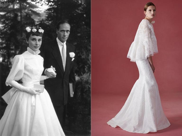 Фотографы: Ernst Haas/Getty Images; Платье образа: Oscar de la Renta