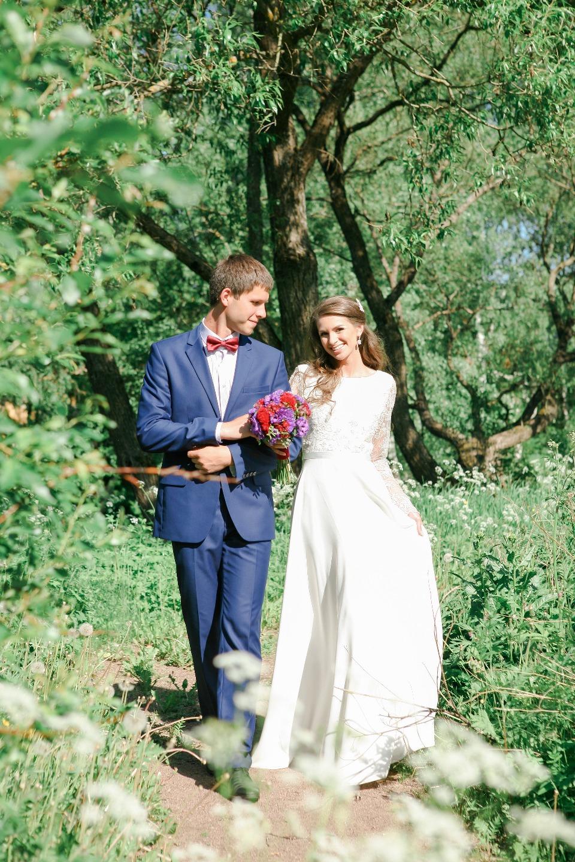 Сказка для двоих: стилизованная фотосессия Александра и Ксении