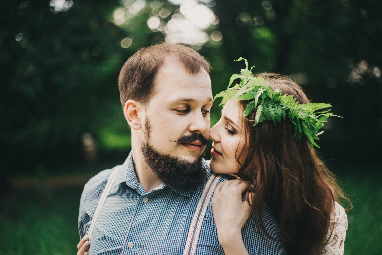 Лесная рапсодия: love-story Анны и Максима