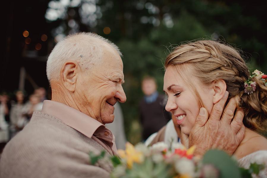 Тост за дедушек на свадьбе