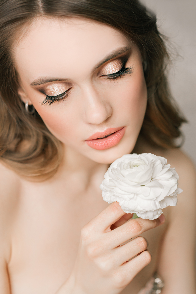 Bridal morning: стилизованная фотосессия