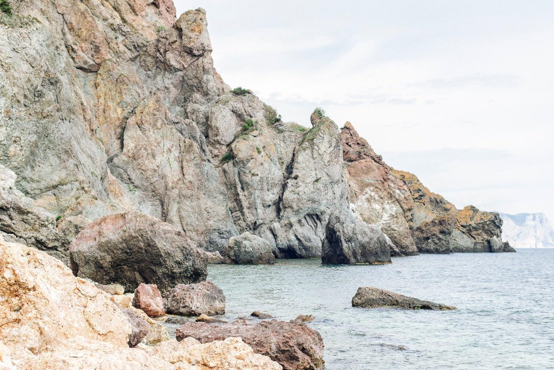 Морская история: стилизованная фотосессия Даниила и Наташи