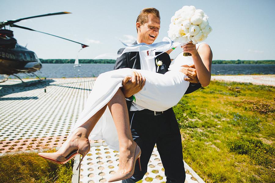 О чем не всегда думают невесты. А стоит!