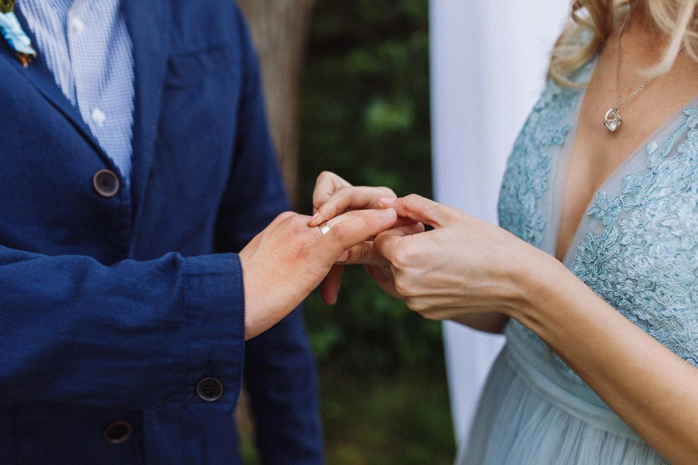 Уют и тепло: свадьба Семена и Ксюши