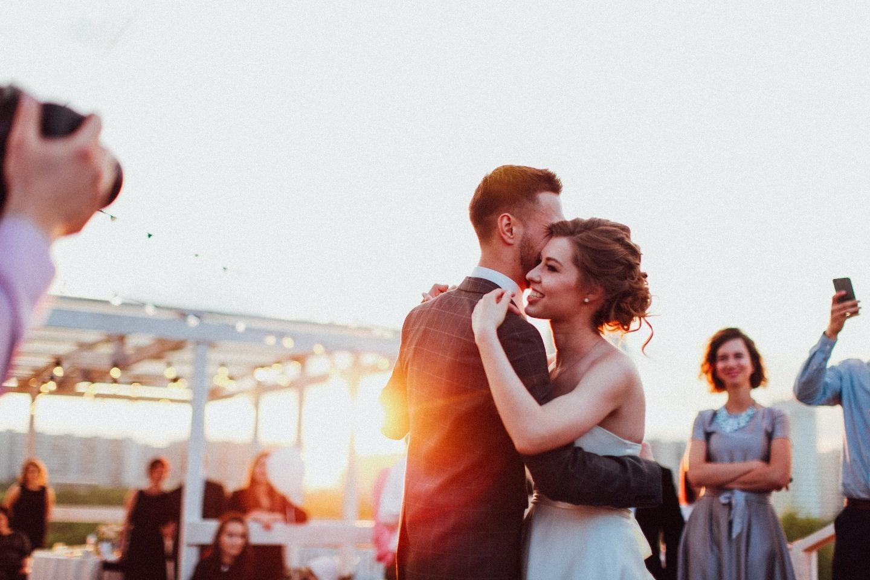 В атмосфере любви: свадьба Стаса и Даши
