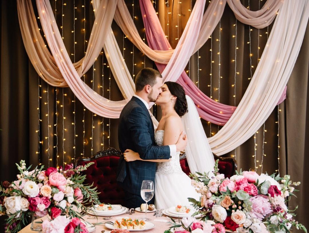 Пионовая свадьба владивосток фото
