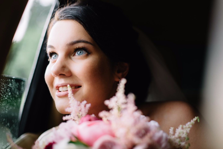 Пионовая свадьба: праздник Анастасии и Виталия
