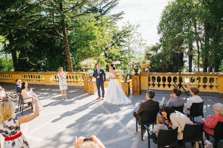 Между Москвой и Сочи: свадебная love-story Константина и Марии