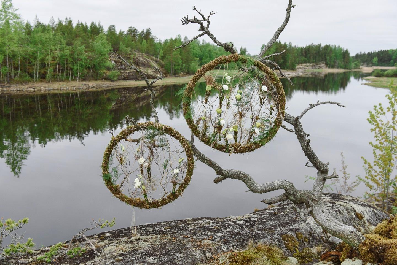 Сказка скал и сосен: стилизованная фотосессия