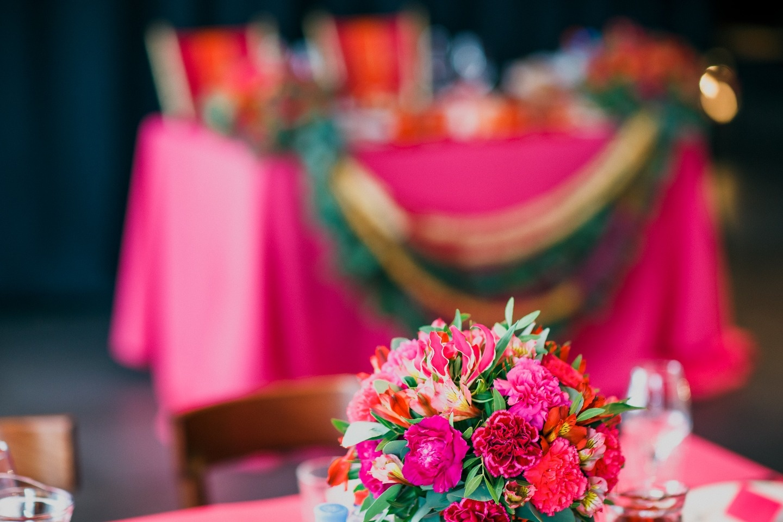 Индийский колорит: свадьба Упи и Наташи