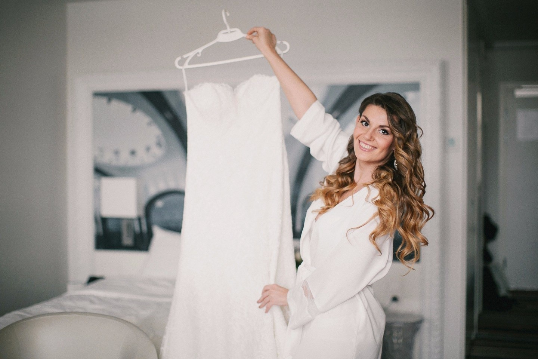 Хранение свадебного платья: 5 ошибок невесты