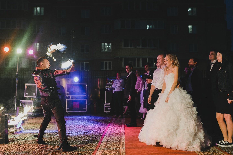 Настоящий рок-н-ролл: свадьба Степана и Светланы