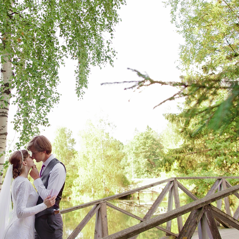 В стиле ретро: свадьба Светланы и Михаила