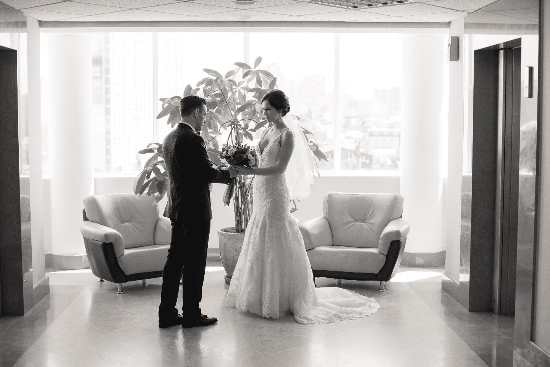 Элегантность классики: свадьба Владимира и Анны