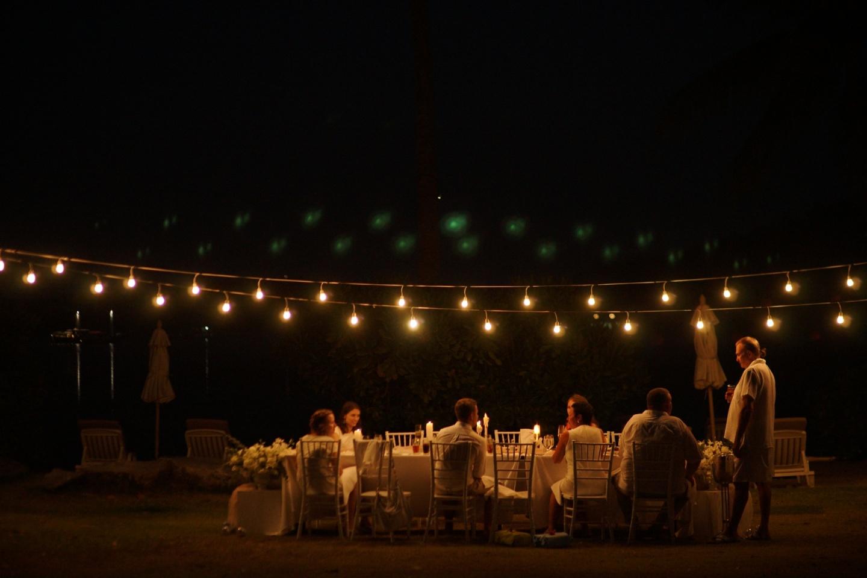 Мечта на берегу океана: свадьба Евгения и Александры